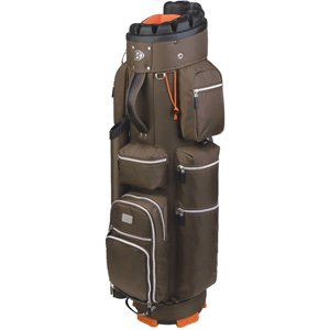2019 Bennington Quiet Organizer 9 Trolley Bag - Expresso