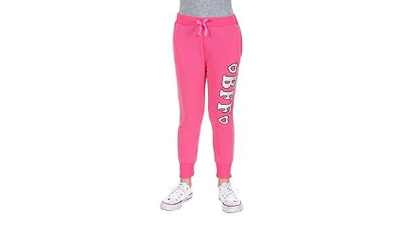 S.W.A.K.. Girls Joggers Girls Fashion Sweat Pants with BFF Fun Graphic Print