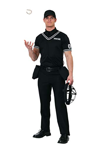 You're Out Umpire Costume Large -