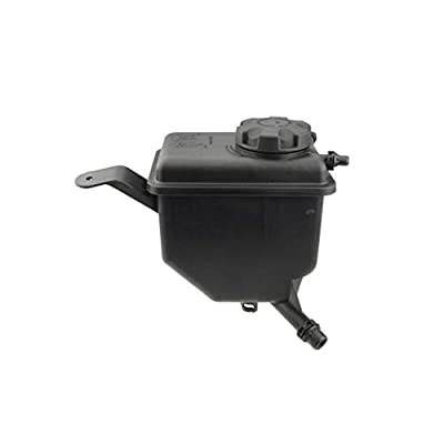 A-Premium Coolant Expansion Tank with Cap for BMW 525i 525xi 528i 530i 530xi 535i 535i xDrive 545i 550i 650i: Automotive