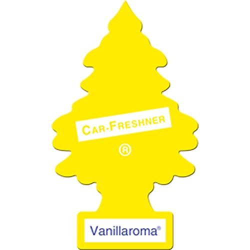 076171101051 - Car Freshener 50105 Little Tree Air Freshener-Vanilla carousel main 1