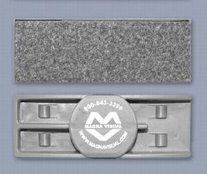 - Magna Visual FE-2 2 Markers Felt Eraser - Black