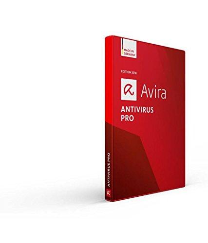 Avira Antivirus 2018 ( 1 PC / 1Year ) - Activation Card