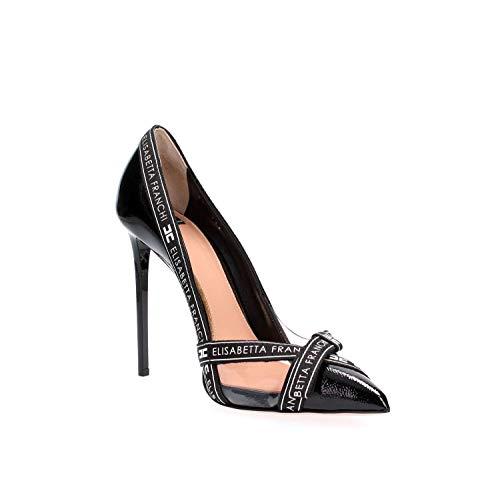 Talons Femme Nero À Sa13l91e2 Franchi Elisabetta Chaussures qUwIpIf