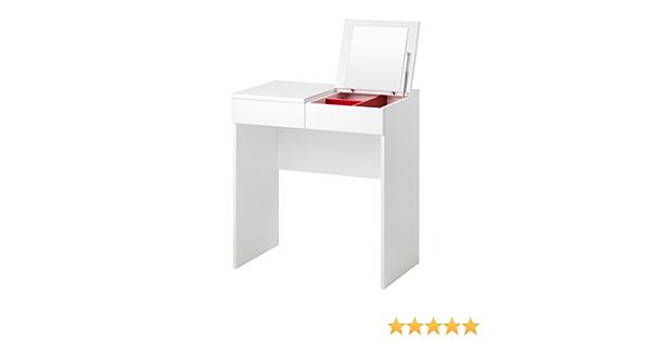 Amazon Com Ikea Vanity Console Dressing Table 27 1 2 X 16 Furniture Decor
