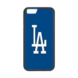Peronalised Phone Case LA dodgers For iPhone 6 Plus 5.5 Inch LJ2S33008