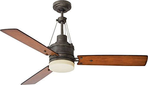 Emerson CF205LVS Highpointe 54-inch Modern Ceiling Fan, 3-Bl