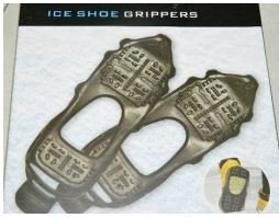 Travel Gear Outdoor Accessories Ice Shoe Grippers by Travel Gear