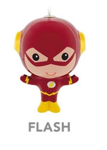 DC Comics The Flash Decoupage Kawaii Christmas Ornaments!