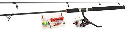 Ready 2 Fish King Salmon Spinning King Salmon Spinning Combo - Combo Fish Ready 2