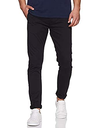 Levi's Men's Tapered Fit Skinny Casual Trousers