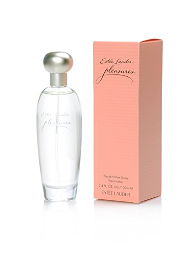Edp Spray Este Lauder (Pleasures By Estee Lauder For Women. Eau De Parfum Spray 3.4 Ounces)