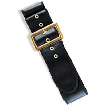Amazon.com: Deluxe de Papá Noel cinturón adulto disfraz ...