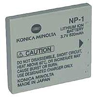 Konica Minolta NP1 Lithium Ion Battery
