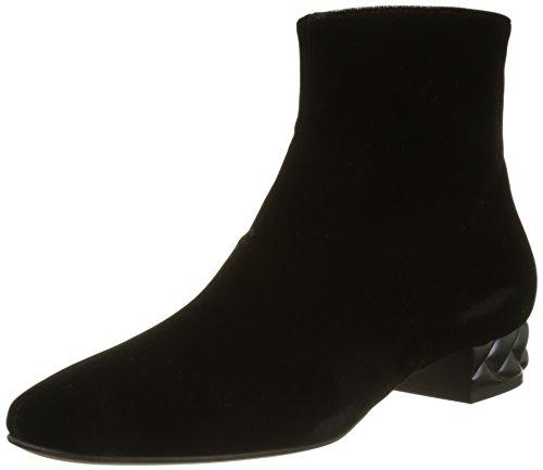 Femme Classiques Chose Bottines Noir Black Zip L'Autre Fq8OwIn