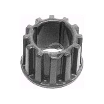 Amazon.com: flanged Rueda Bushing Repl Murray 56105: Jardín ...