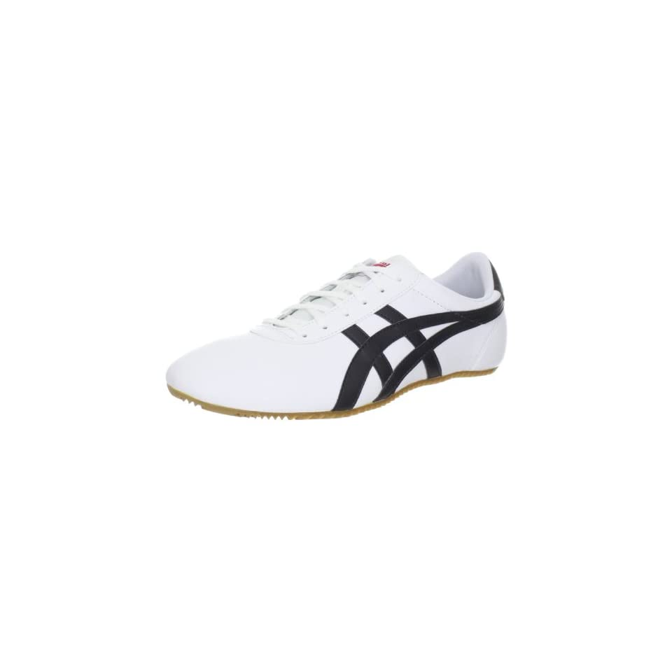 Onitsuka Tiger Mexico 66 Yellow Black Mens Trainers Shoes