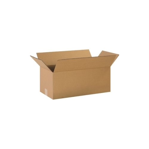 [Aviditi 20108 Single-Wall Long Corrugated Box, 20