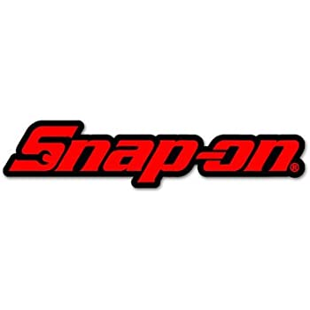 Snap On tools car styling racing Vynil Car Sticker Decal - Select Size