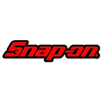 amazon com snap on tools car styling racing vynil car sticker decal rh amazon com snap on logo font snap on logo vector