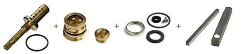 Complete Rebuild Kit For SYMMONS TA10 TA9 TA4 T35 A-B StemSeatWashersWrench
