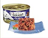 Gourmet Solitaire Can With Duck & Garden Veg In Sauce 85g