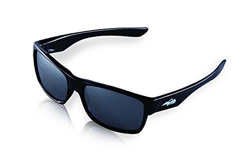HMK Jameson Sunglasses (Black, One Size)