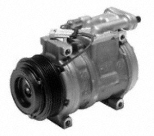 Denso 471-0332 New Compressor with Clutch 4710332