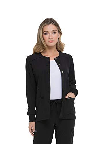 (Women's EDS Essentials Snap Front Warm-up Jacket)