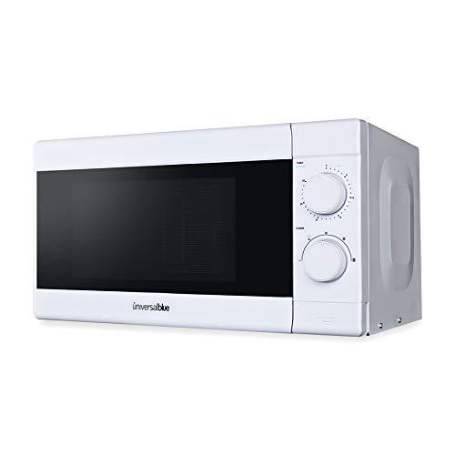 WAVECHEF LAREDO Microondas sin grill 20 litros en blanco ...