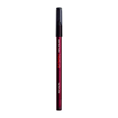 Revlon So Fierce Vinyl Eyeliner, Righteous Rum, 0.042 Ounce by Revlon