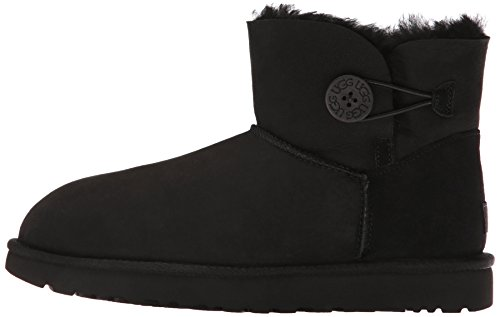 Australia Bailey Stiefel 42 Ii Mini Black Button Ugg Women EvF8qWdvH