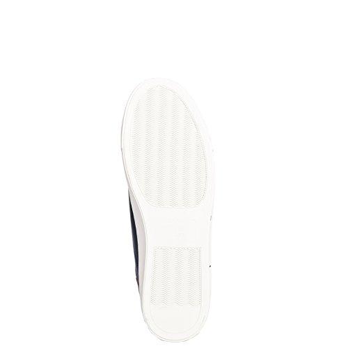 liscia Mv Scarpe Kesslord Kent Vacchetta In Nero Sneakers Pelle N Kool 1884wOEq