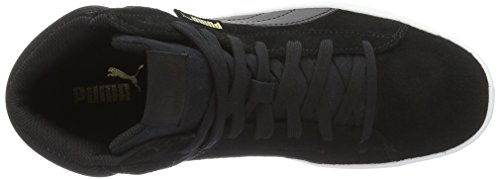 Basses Puma Mixte Adulte Noir Black Black puma puma 1948 Mid Sneakers 7rqtRr