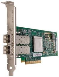 New - QLogic QLE2562 Fibre Channel Host Bus Adapter - BX7067