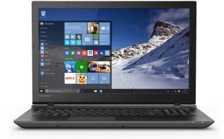 Toshiba Satellite C55 15.6-Inch Laptop (5th Gen Intel Core i5-5200U Processor, 8GB DDR3L RAM, 1TB HDD, Windows 10), Black