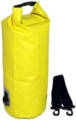 Kajak Overboard wasserdichte Trockenr/öhrentasche mit verstellbarem Schulterriemen zum Bootfahren Rafting Angeln Schwimmen Camping und Snowboarden