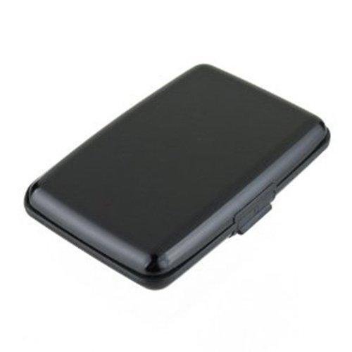 Pocket Waterproof Business ID Credit Card Wallet Holder Box Case - 1