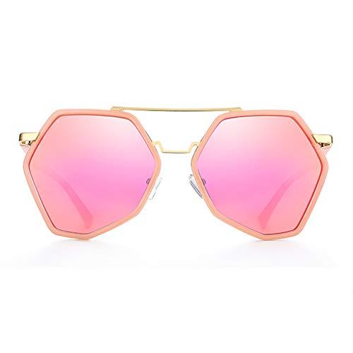 Mirror de soleil Couleur Driving Femme polarisée Des Sport de Tendance B personnalité Lunettes B lunettes à de Soleil 5AqF1W6nF