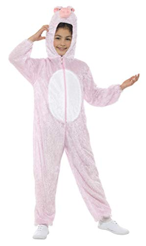 Big Boys' Pig Costume - S