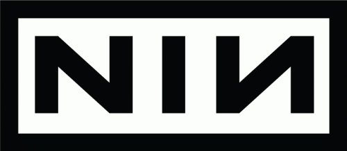Nine Inch Nails Stickers - 3