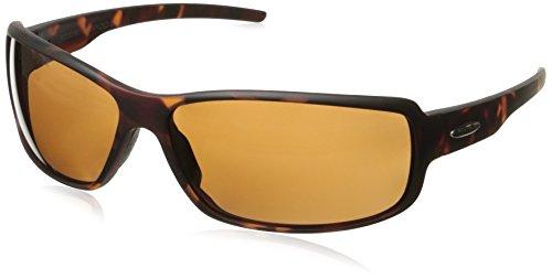 Suncloud Ricochet Polarized Sunglass with Polycarbonate Lens, Matte Tortoise - Cloud Sun Glasses