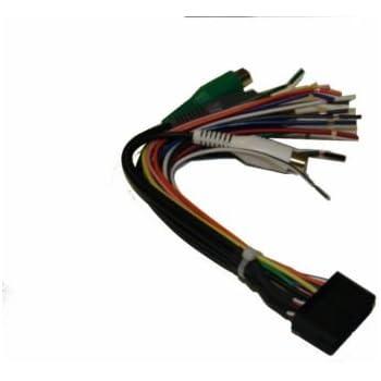 Amazon.com: Phase Linear Wire Harness UV7 UV7I UV8 UV8I UV9I ... on jensen car stereo wiring, jvc radio wiring harness, jensen flip out harness diagram, blue ox wiring harness, phase linear uv7i harness, ice maker wiring harness, jensen amp wiring, jensen phase linear uv10 wiring, jensen vm9022 pinout wire harness, car wiring harness, jensen phase linear uv8 harness,