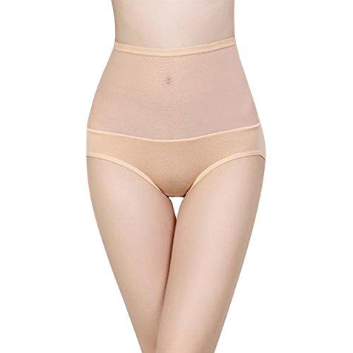 aa8a03f9b3639 Aaram Women s Bamboo Tummy Tucker Inner Panty Shapewear - Skin Color ...