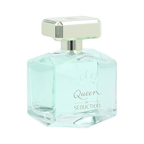 Antonio Banderas Queen of Seduction 80ml EDT Spray Collector's Edition