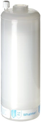Whatman 2813T Polycap HD 150 Polypropylene Capsule Filter with FNPT Inlet and Outlet, 60 psi Maximum Pressure, 10.0 Micron by Whatman