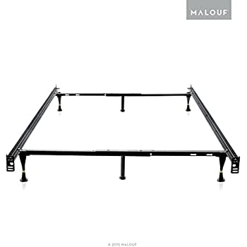 Amazon.com: MALOUF STRUCTURES by Heavy Duty 6-Leg Adjustable Metal ...