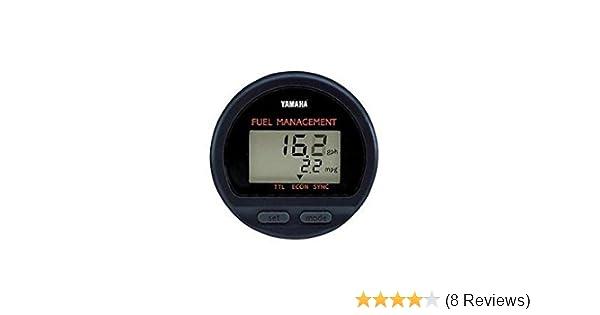 Yamaha 6Y5-8350F-01-00; FUEL MANAGEMENT METE; 6Y58350F0100 on