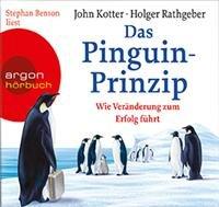 Das Pinguin-Prinzip, 2 Audio-CDs. Von
