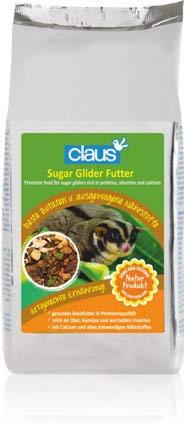 Claus Sugar Glider Futter 750g